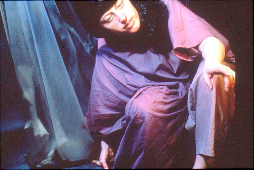 'Untitled #124' by Cindy Sherman, 1983. © Cindy Sherman