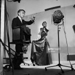 Horst P. Horst photographing Lisa Fonssagrives, by Roy Stevens, 1949. © Roy Stevens/The LIFE Images Collection/Getty Images